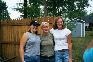 Rachel, Rissy, Tab